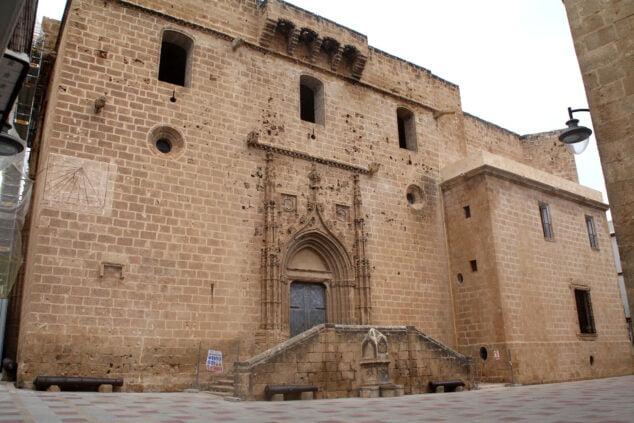 Imagen: Iglesia San Bartolomé de Xàbia