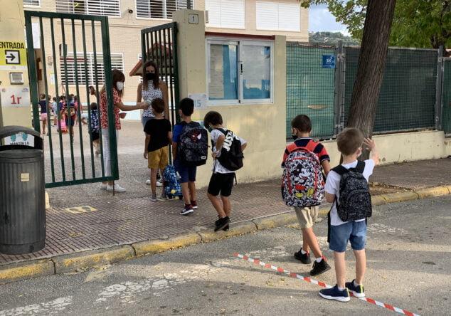 Imagen: Inicio escolar 2020-2021