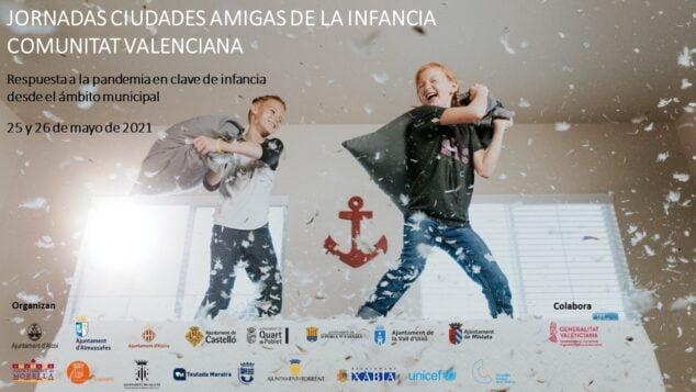 Imagen: Jornada Ciudades Amigas-Unicef