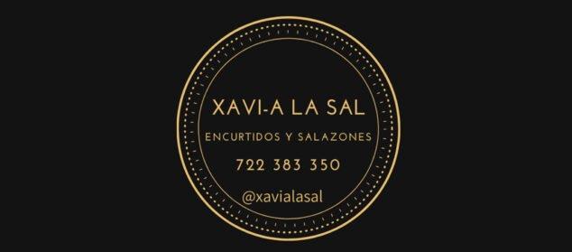 Imagen: Logotipo de XAVI-A LA SAL