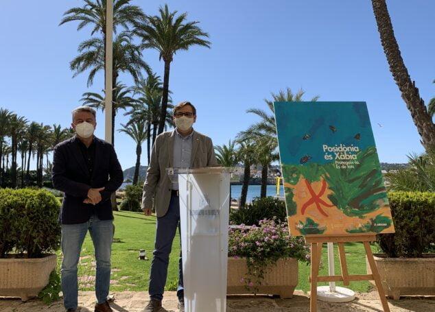 Imagen: Presentación de la campaña para Fitur 2021