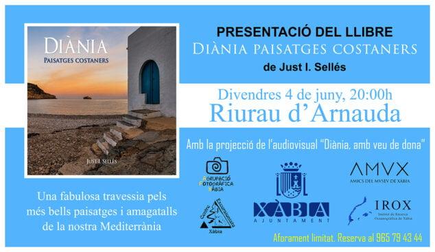 Imagen: Presentación del libro 'Diània paisatges costaners'