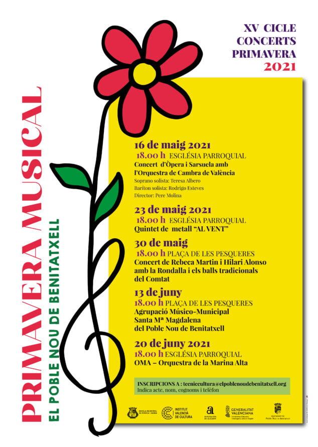 Imagen: Primavera Musical 2021