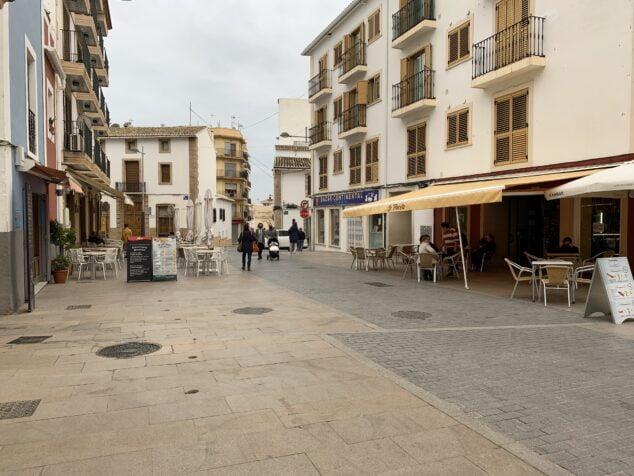 Imagen: Terrazas de bares y restaurantes abiertas