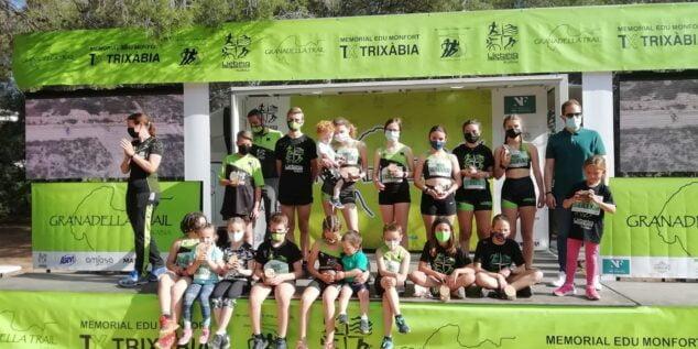 Imagen: Trofeos Mini-Trail Granadella