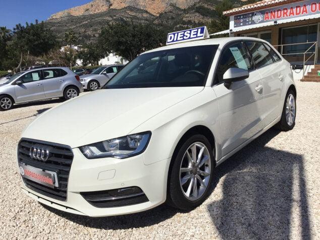 Imagen: Audi A3 Sportback en venta en Jávea - Andrada Ocasión