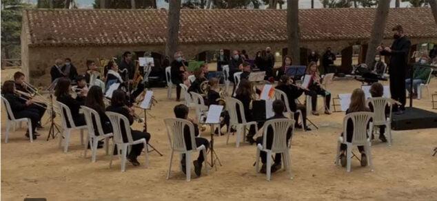 Imagen: Banda Juvenil de Xàbia