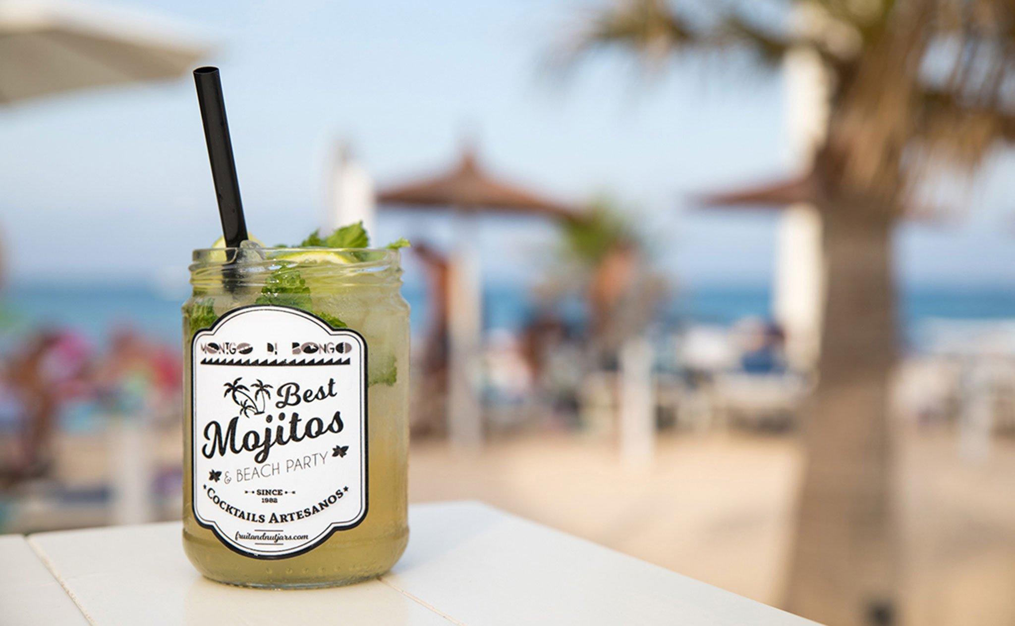 Bar al lado del mar en Jávea – Montgo Di Bongo
