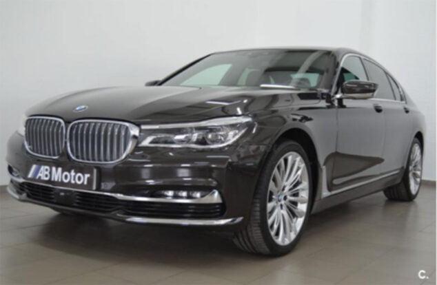 Imagen: BMW Serie 7 730DA 4p. - AB Motor