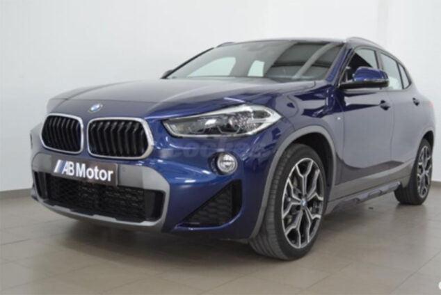 Imagen: BMW X2 xDrive20dA 5p. - AB Motor