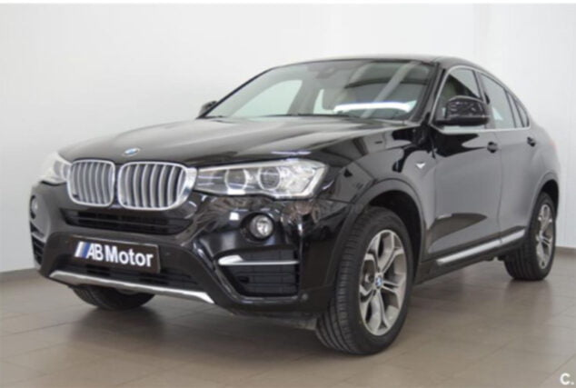 Imagen: BMW X4 xDrive20d 5p. - AB Motor
