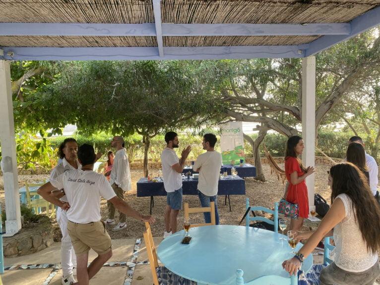 Celebración MontGÓ App se expande a Ibiza
