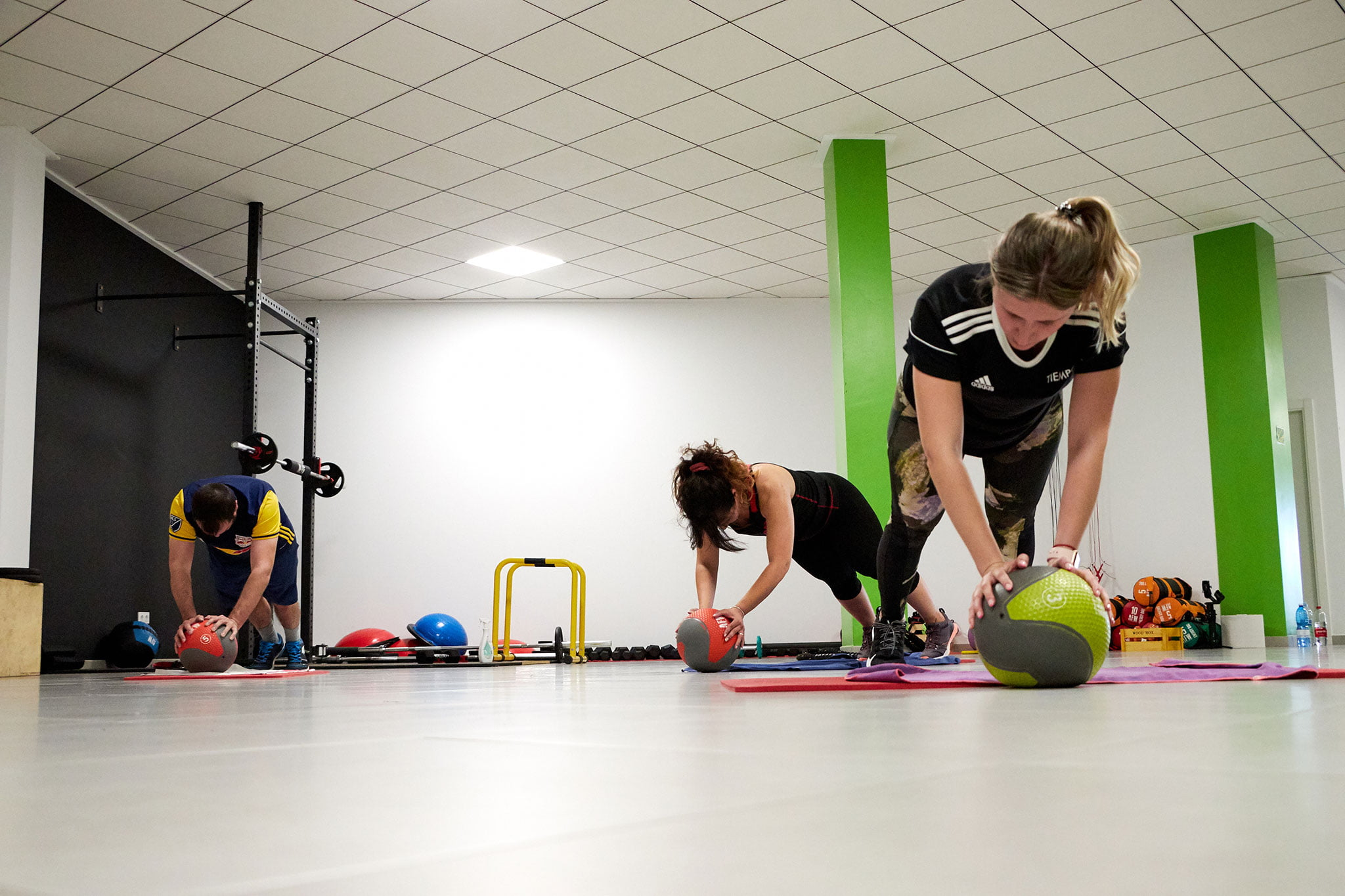 Clases grupales – Tiempo Personal Training Center