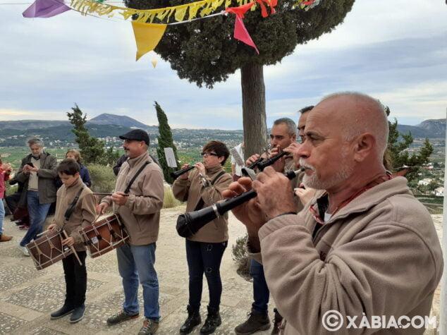 Imagen: Colla Xirimitab's animando las fiestas