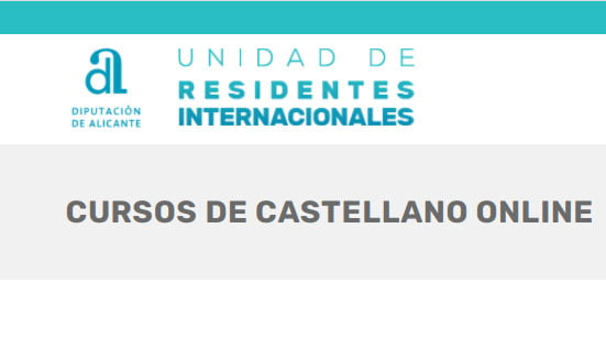 Imagen: Curso de castellano para extranjeros