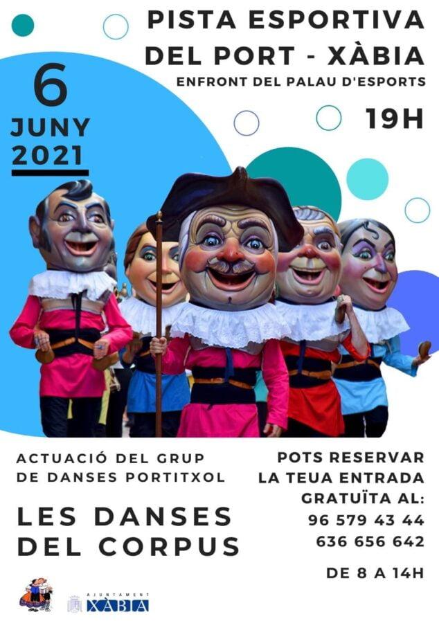 Imagen: Danses Corpus