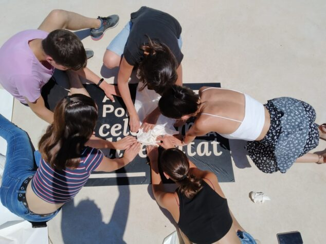 Imagen: Día del Orgullo LGTBI en el Poble Nou de Benitatxell (3)