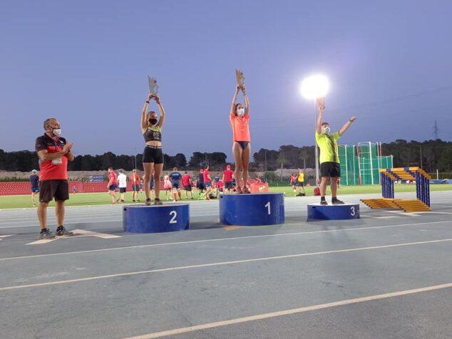 Imagen: En el Campeonato de la Nucia
