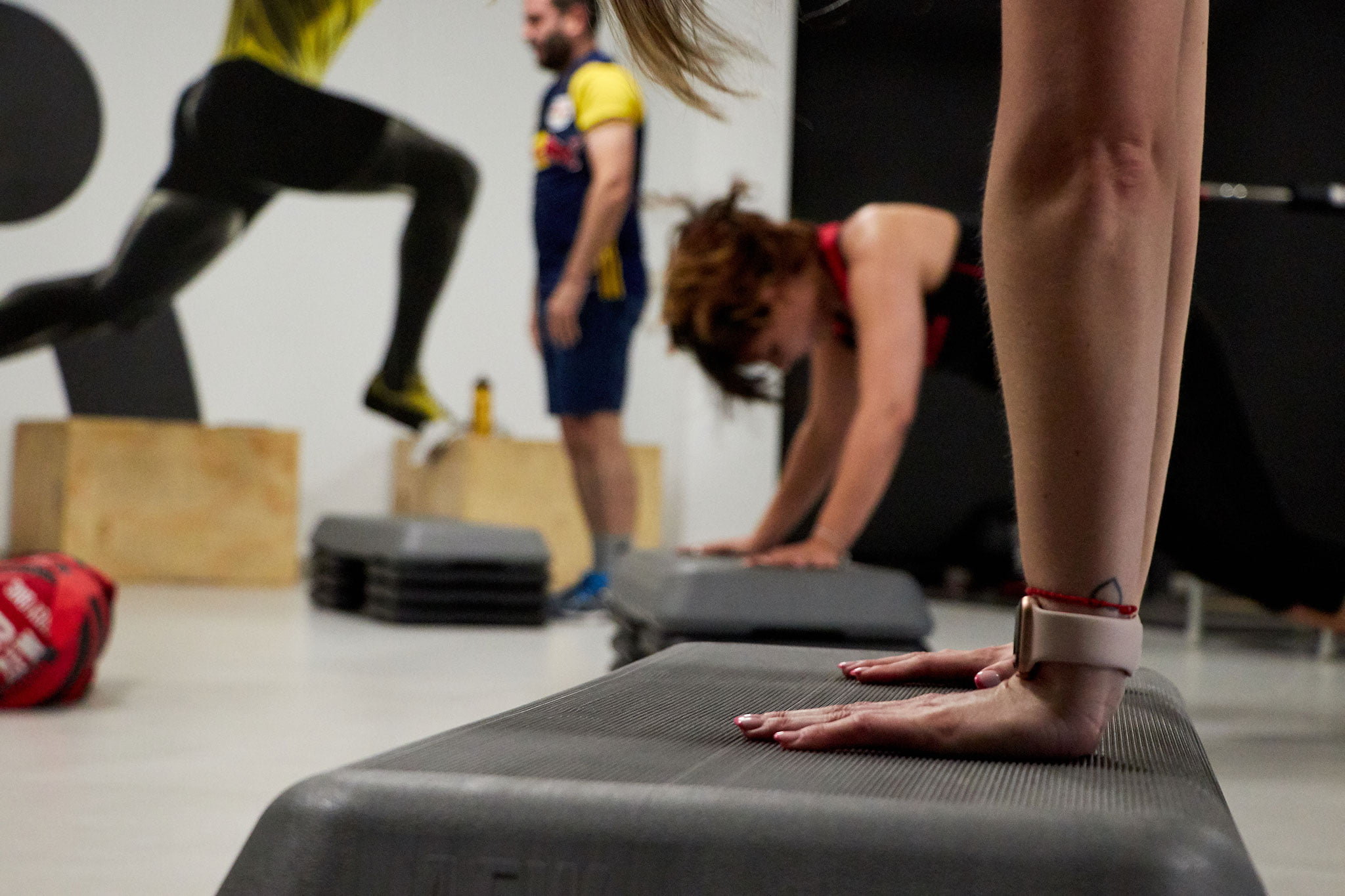 Entrenamiento en Jávea – Tiempo Personal Training Center