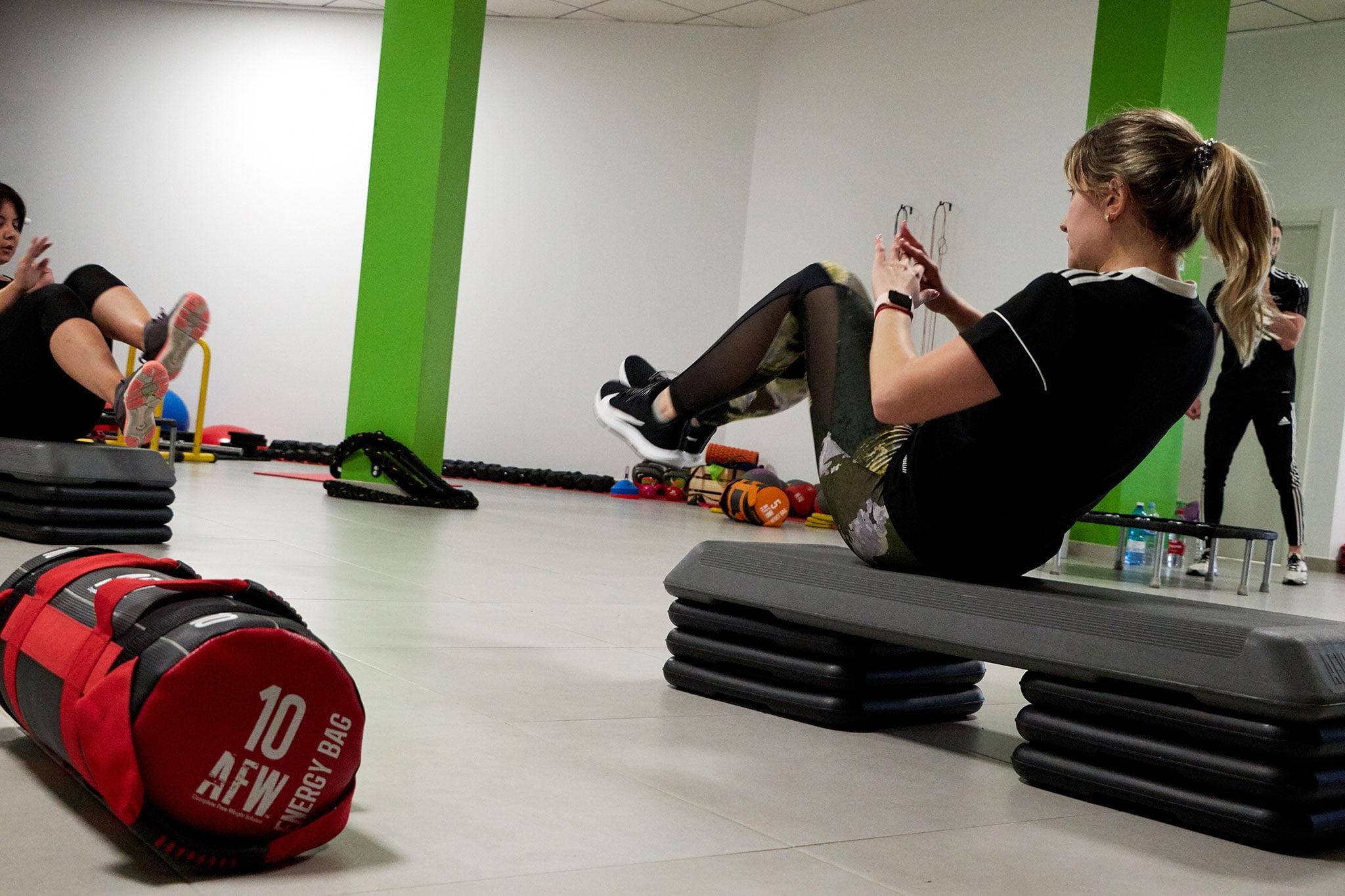 Entrenamientos – Tiempo Personal Training Center