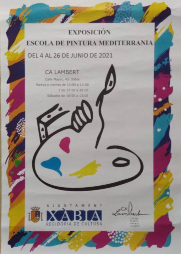 Imagen: Exposición de la Escola Mediterrànea