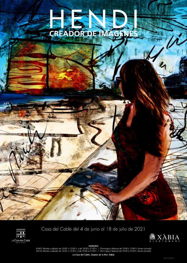 Imagen: Exposición en la Casa del Cable 'Hendi'