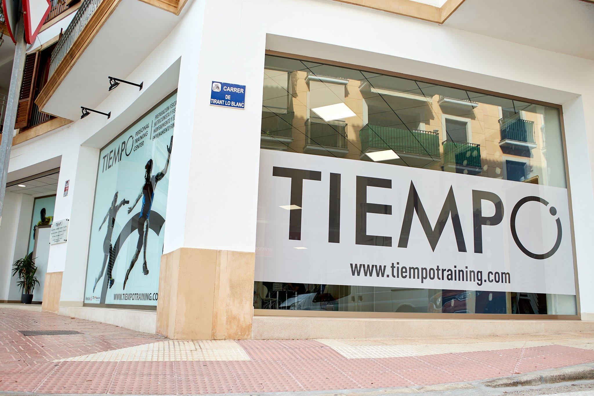 Exterior de Tiempo Personal Training Center