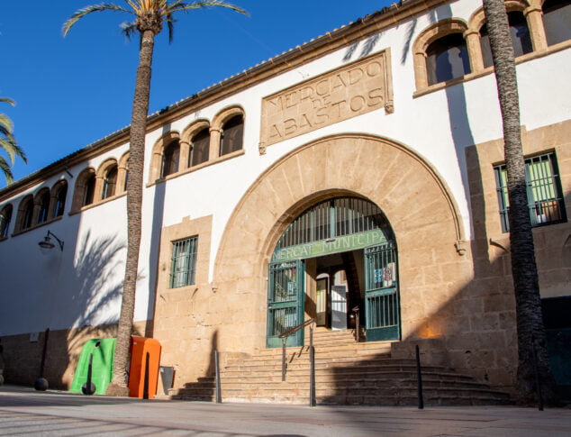 Imagen: Mercat Municipal de Xàbia