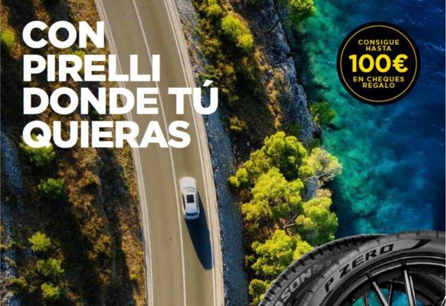 Imagen: Oferta Pirelli Autocenter Marina Alta