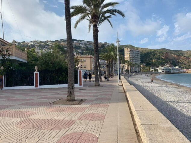 Imagen: Paseo marítimo que llevará el nombre de Joaquín Sorolla