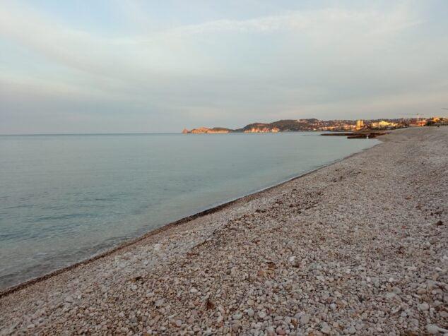 Imagen: Playa del Primer Montañar o Benissero