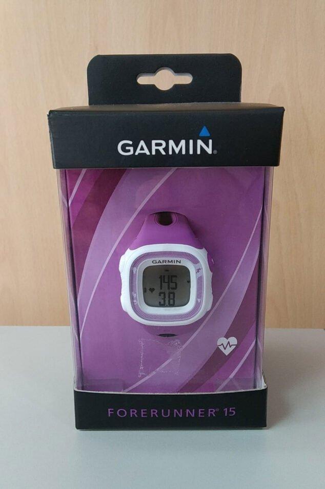 Imagen: Pulsómetro Garmin, regalo de Electrodomésticos Pineda