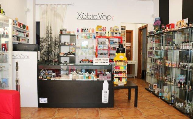Imagen: Tienda de shishas y vapeo en Jávea - Xàbia Vaps