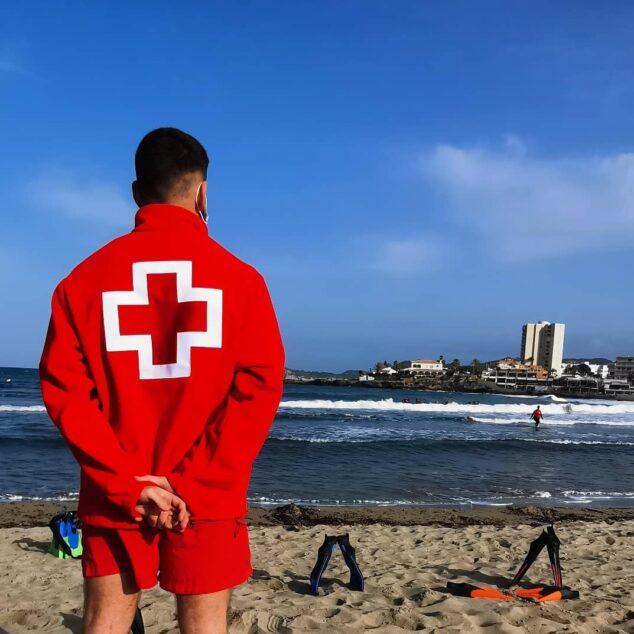 Imagen: Vigilancia playas Xàbia
