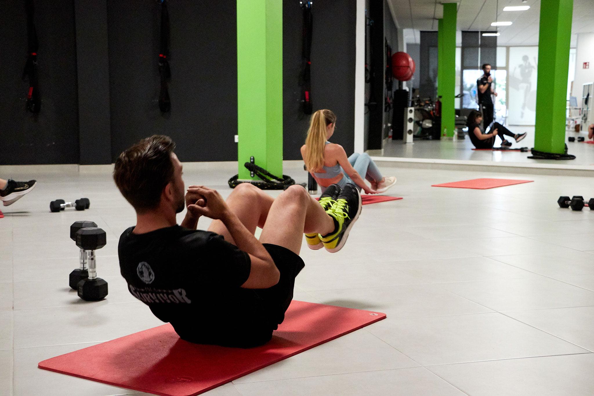 Zonas de entrenamiento – Tiempo Personal Training Center