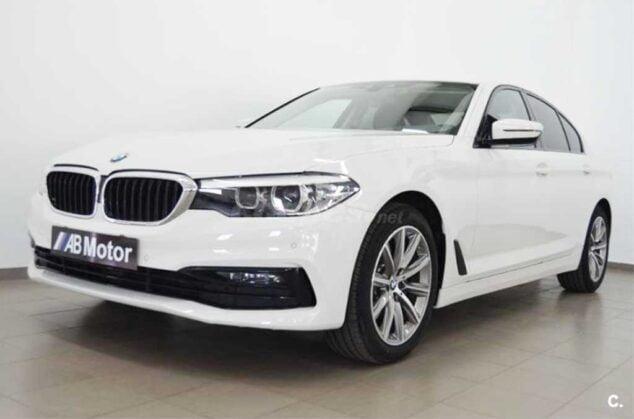 Imagen: BMW Serie 5 AB Motor
