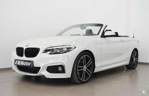 Imagen: BMW Serie 2 AB Motor