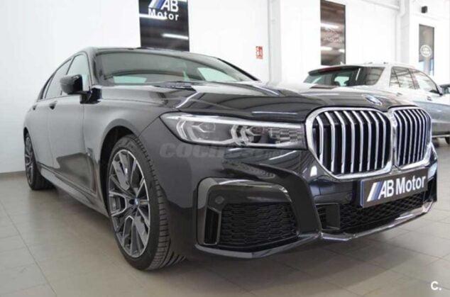 Imagen: BMW Serie 7 AB Motor