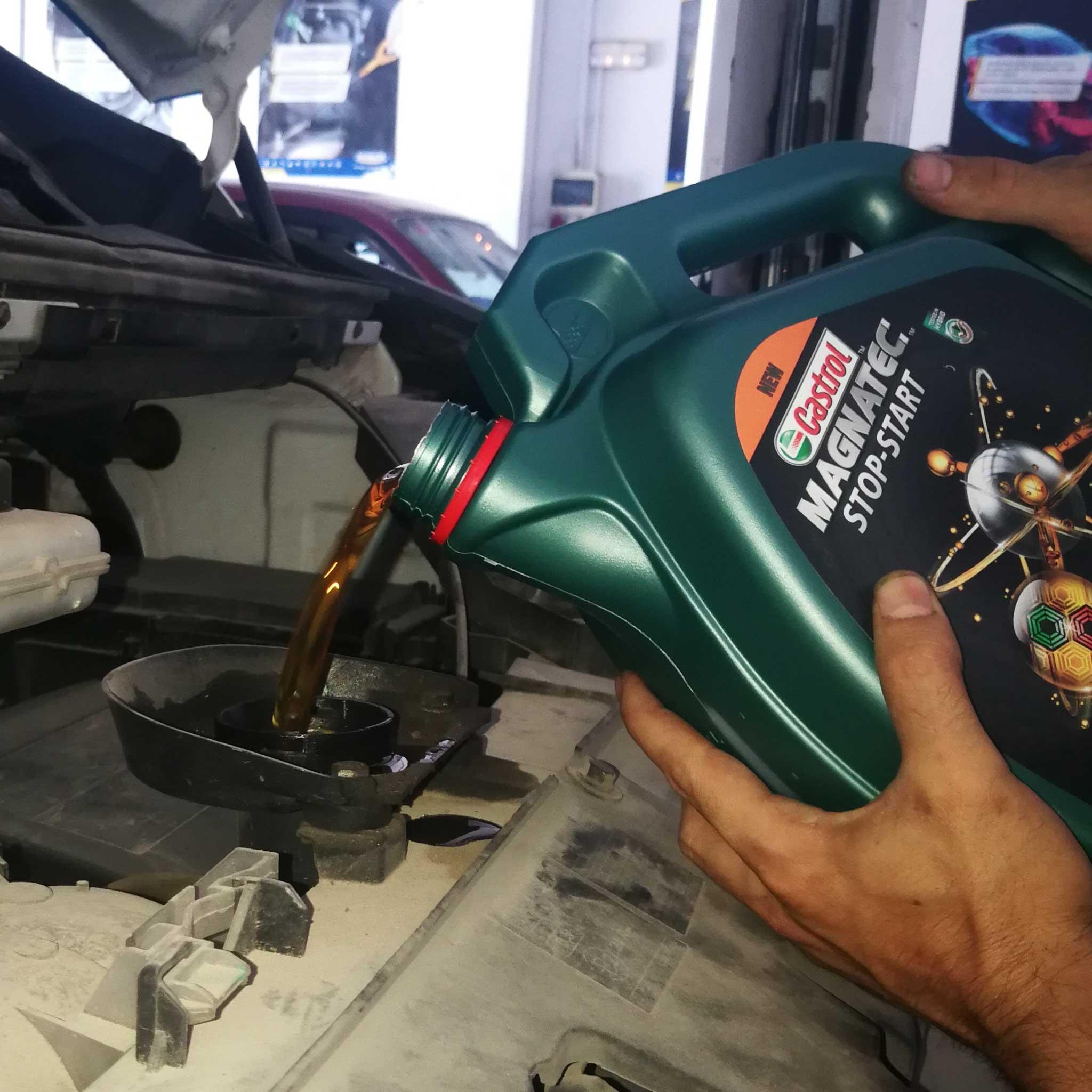 Cambio aceite Javea – Taller La Mezquida Xàbia