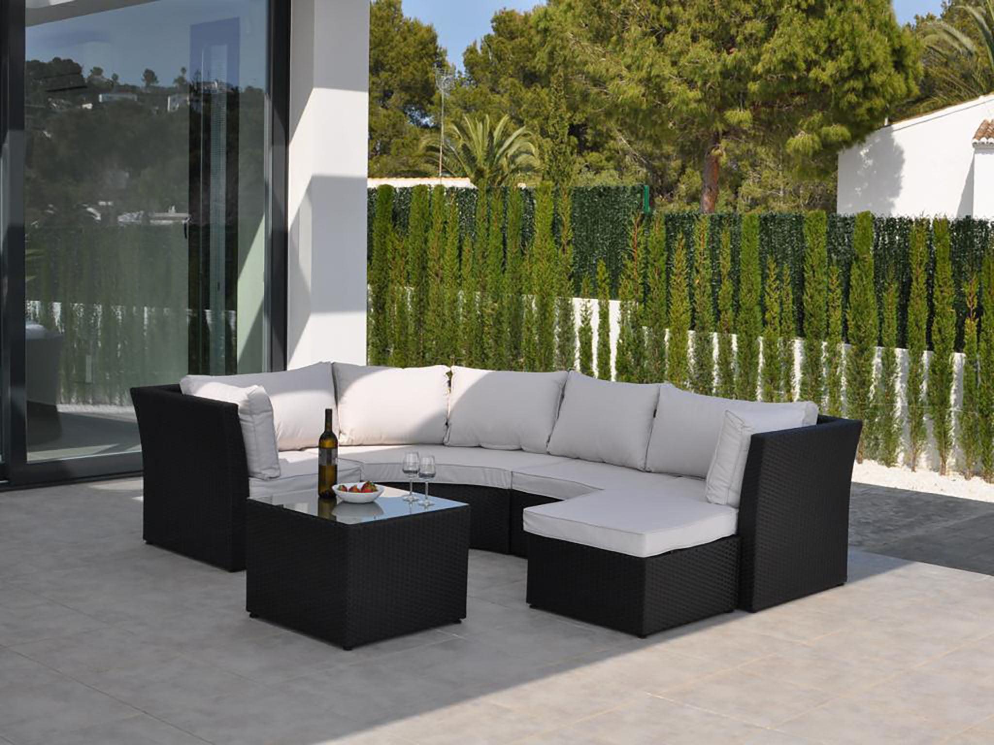 Chill out terraza – Atina Inmobiliaria