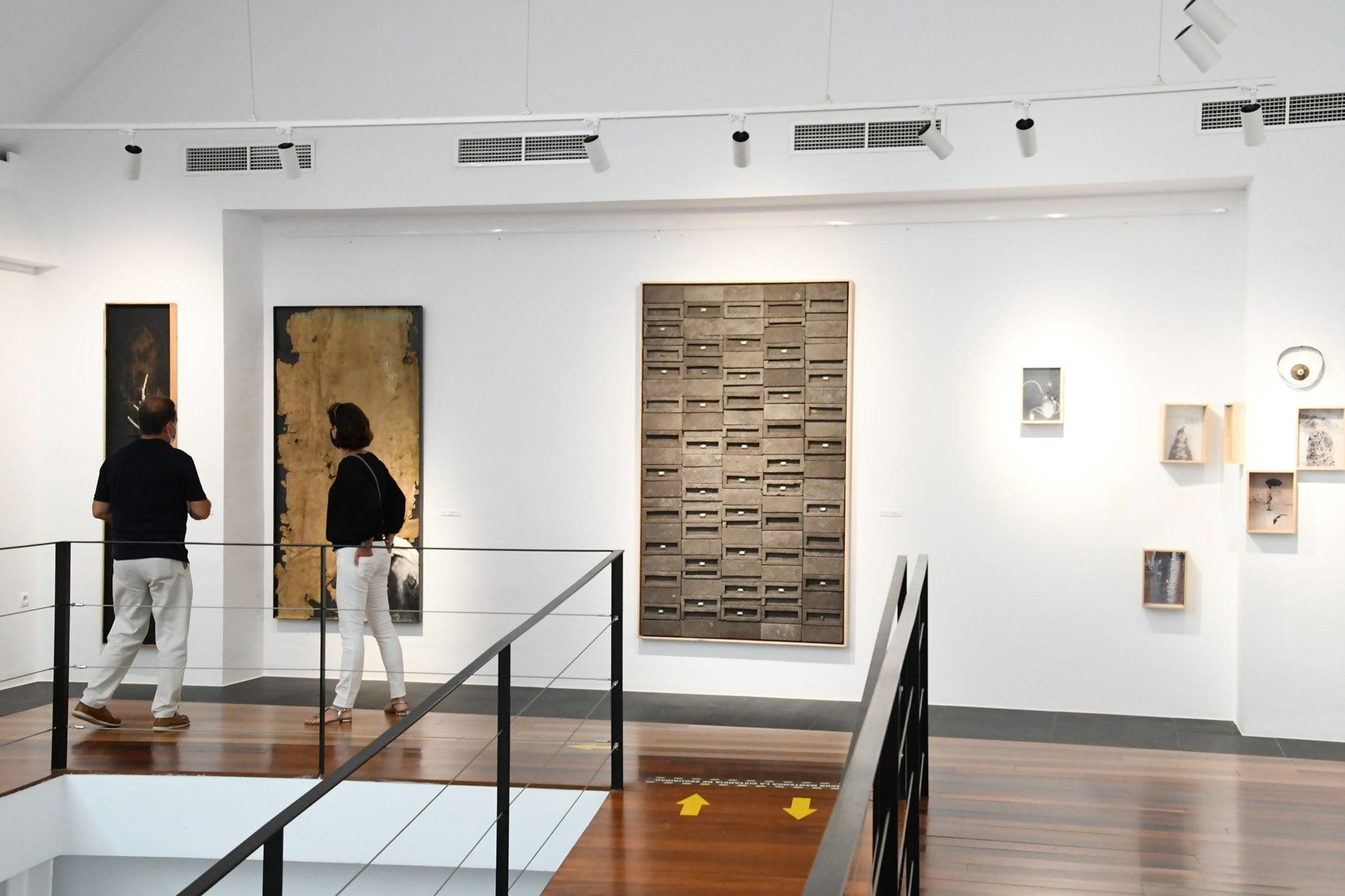 Exposición Casa del Cable