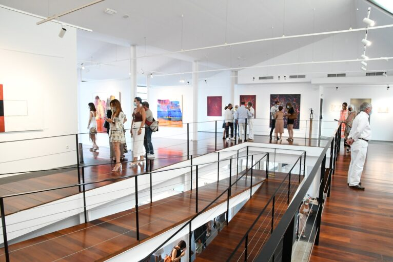 Exposición de la Casa del Cable Art 7