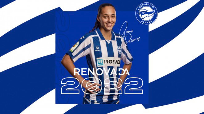 Gema Soliveres, jugadora del Deportivo Alavés