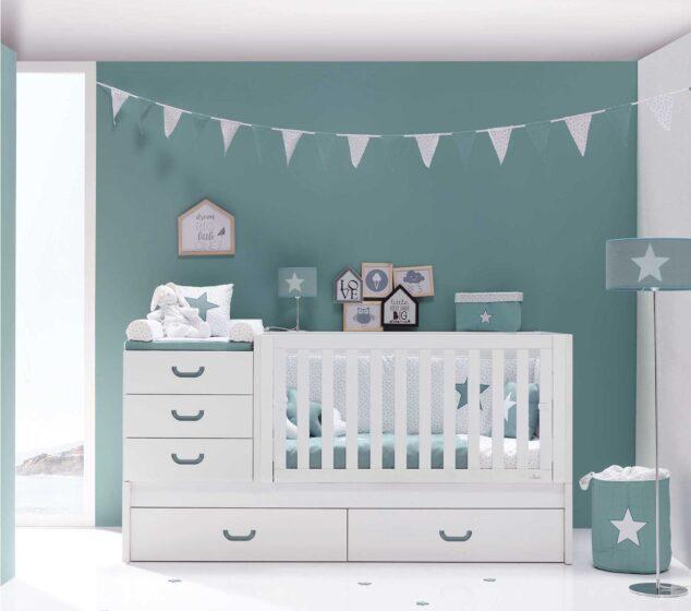 Imagen: Habitacion para bebe - Alondra