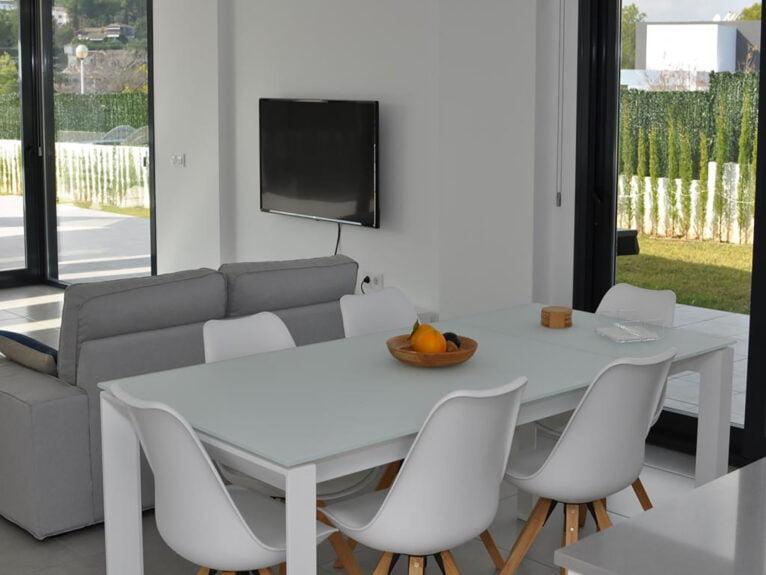 Interior vivienda Atina Inmobiliaria