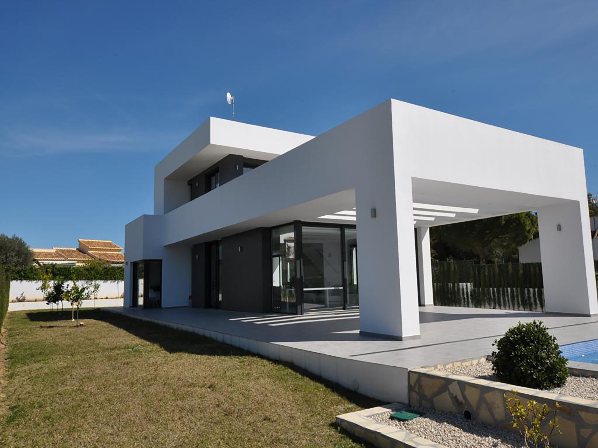 Jardin propiedad – Atina Inmobiliaria