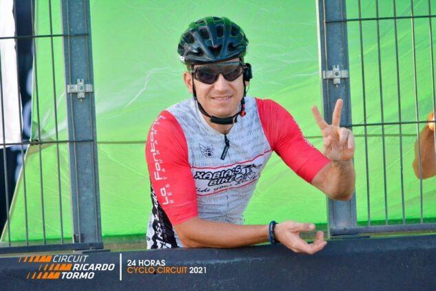 Imagen: Josep Schmohl en el Circuit Ricardo Tormo