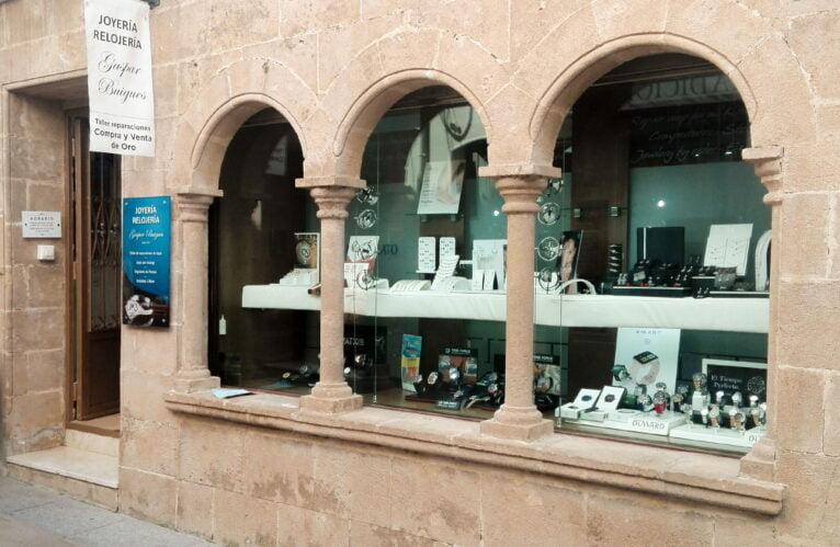 Joyería - Relojería Gaspar Buigues reparación de relojes
