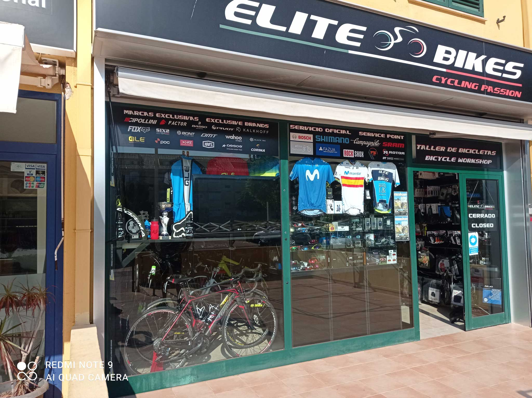 La mejor tienda de bicicletas en Jávea – Elite Bikes