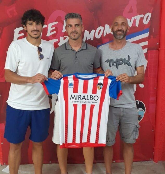 Imagen: Manuel Esteban, nuevo entrenador del CD Jávea